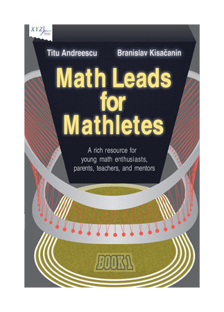 math olympiad book mathletes