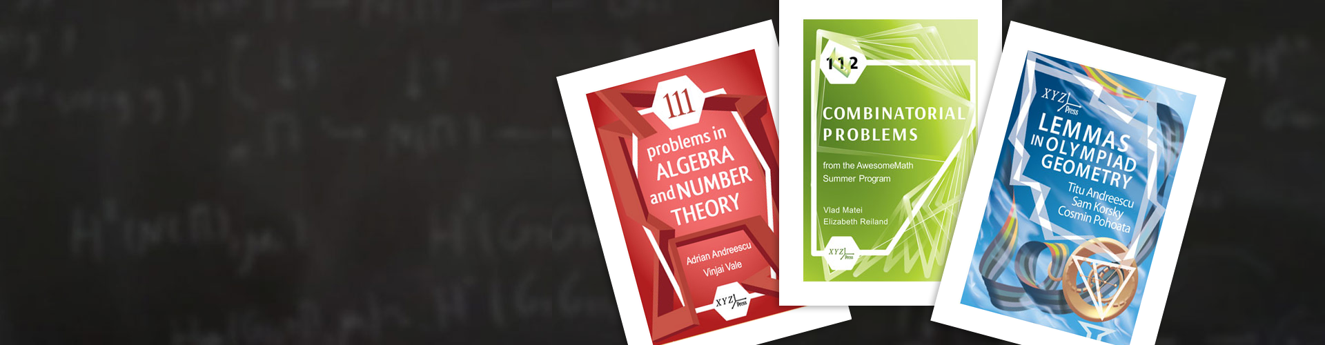 AwesomeMath olympiad math books