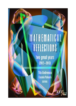 math olympiad book reflections