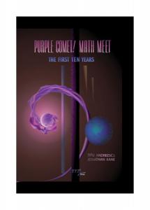 olympiad math book purple comet