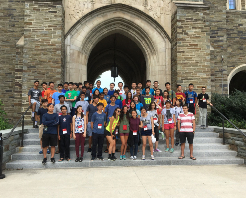 summer math camp cornell